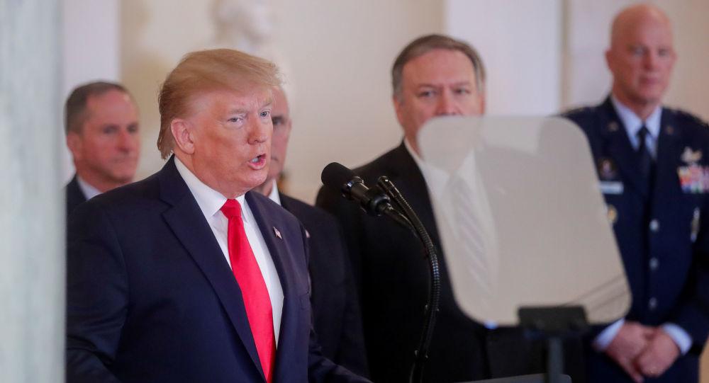 Photo of ترامب: الصواريخ التي ضربتنا بها إيران دفع ثمنها أوباما