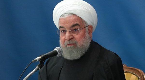 روحاني لاميركا: قطعتم يد سليماني وستقطع ارجلكم من المنطقة
