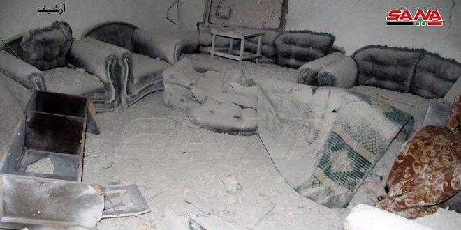 Photo of استشهاد مدني وإصابة 2 بجروح جراء اعتداء إرهابي على حي جمعية الزهراء بحلب