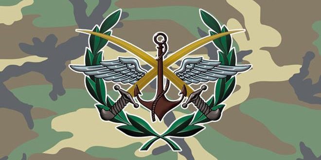 Photo of قيادة الجيش تؤكد أن عملياتها العسكرية بريف حلب هو في نطاق الرد على الاعتداء الإرهابية
