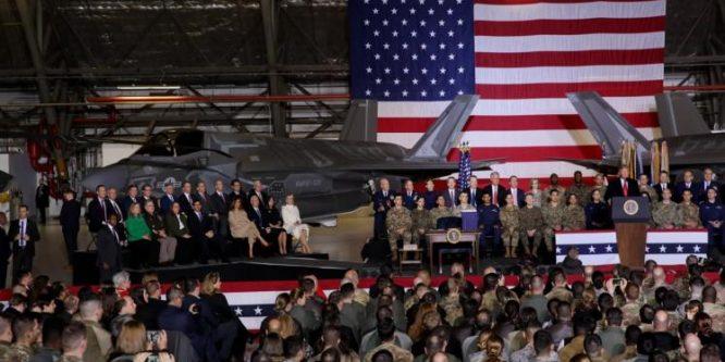 تعزيز الأمن بالعاصمة الأميركية بعد التهديدات الإيرانية