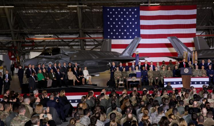 Photo of تعزيز الأمن بالعاصمة الأميركية بعد التهديدات الإيرانية