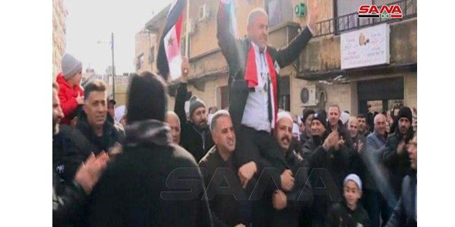 Photo of صدقي المقت يتنفس الحرية ويفرض إرادته على المحتل-فيديو