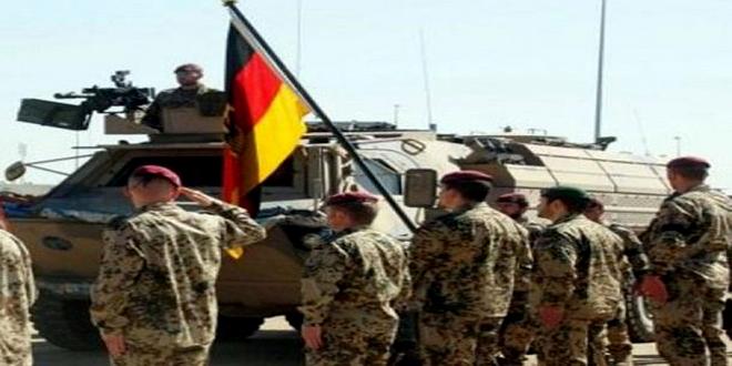 ألمانيا تعلن أنها ستسحب جزءاً من قواتها من العراق
