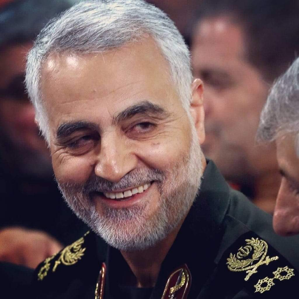 Photo of استشهاد الحاج ابو مهدي المهندس والجنرال قاسم سليماني بغارة امريكية على طريق مطار بغداد