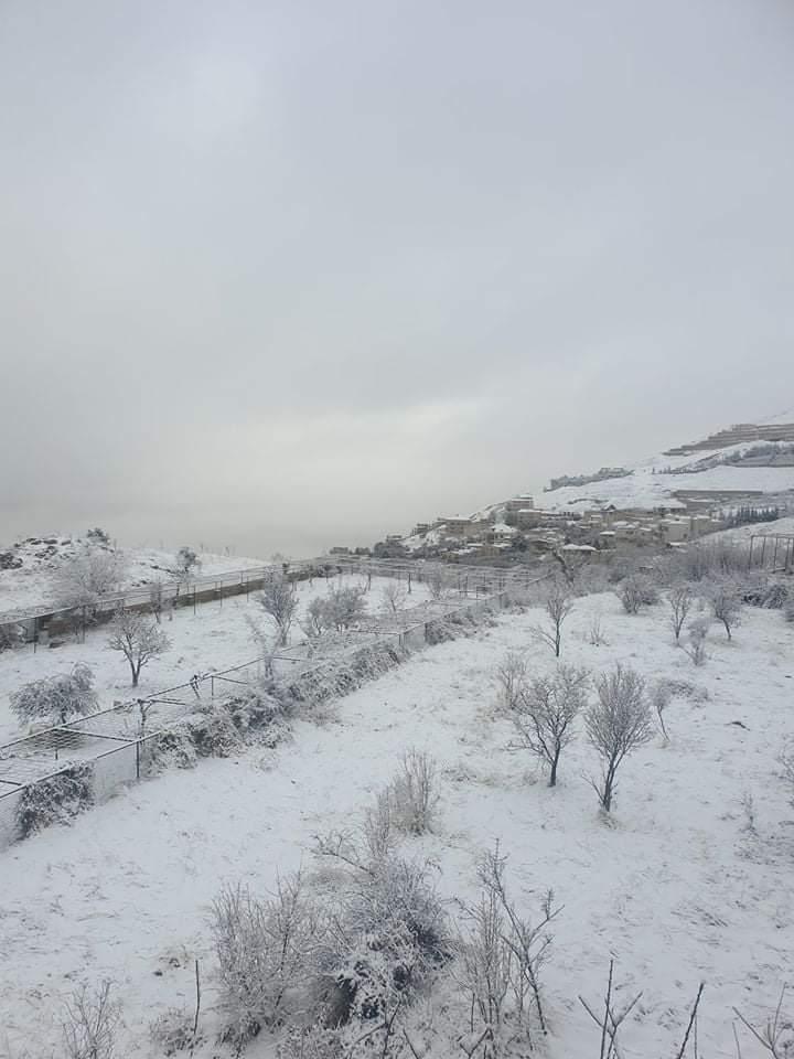 Photo of حالة الطرق العامة نتيجة الأحوال الجوية