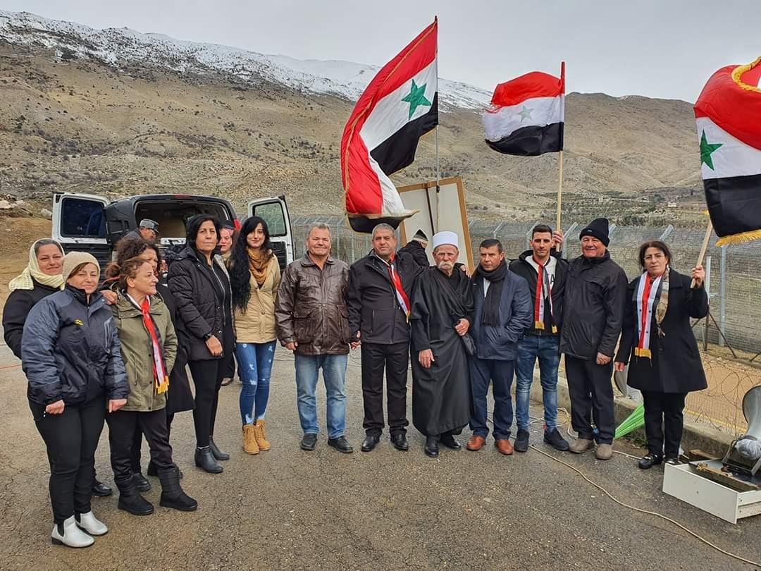 """Photo of من عين التينة لـ """"صدقي المقت"""" و""""أمل ابو صالح"""" تحية إجلال لانتصار إرادة المقاومة (صور)"""