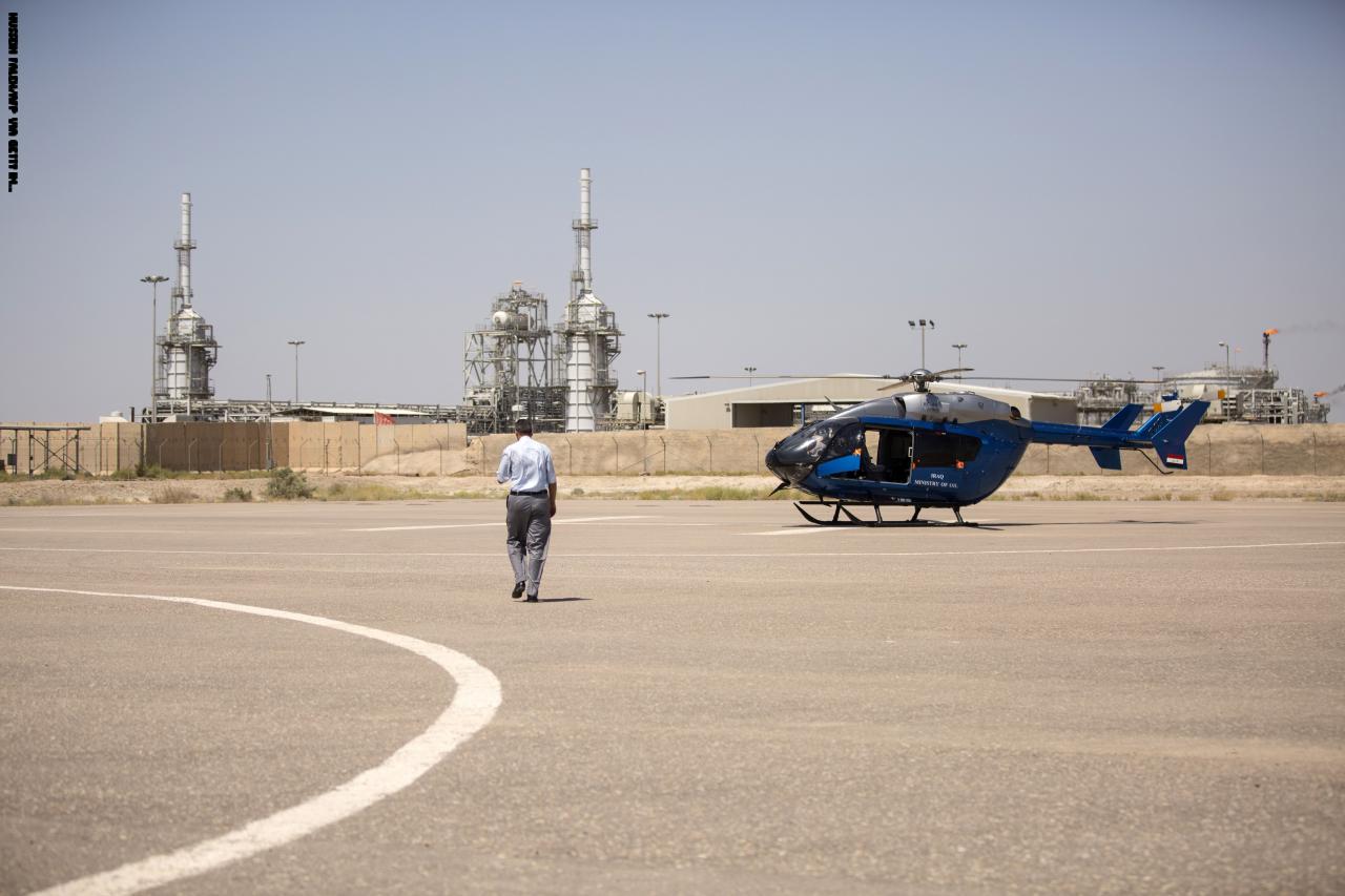 Photo of عمال النفط الأمريكيون يغادرون العراق