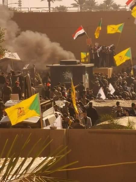 Photo of بعد العدوان… العراق ينتفض ضد التواجد الأمريكي