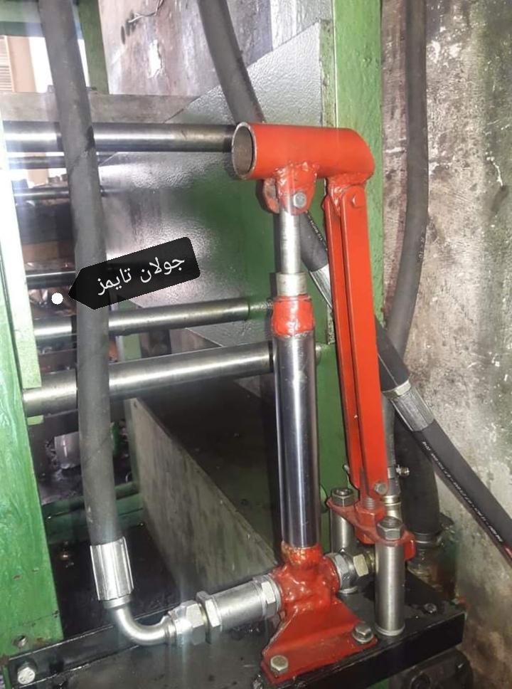 Photo of المخترع السوري أجود شجاع يبتكر مكبس يتحمل ضغط بعشرات الأطنان و يعمل يدوياً و بالكهرباء