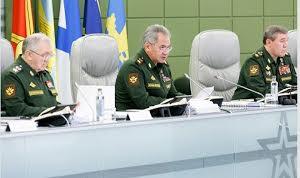 Photo of شويغو: بوتين أثنى خلال زيارته إلى سورية على جهود القوات الروسية في مكافحة الإرهاب