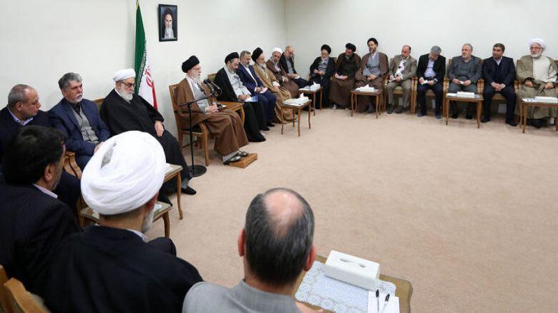 Photo of خامنئي: صمود الشعب الإيراني يغضب أمريكا