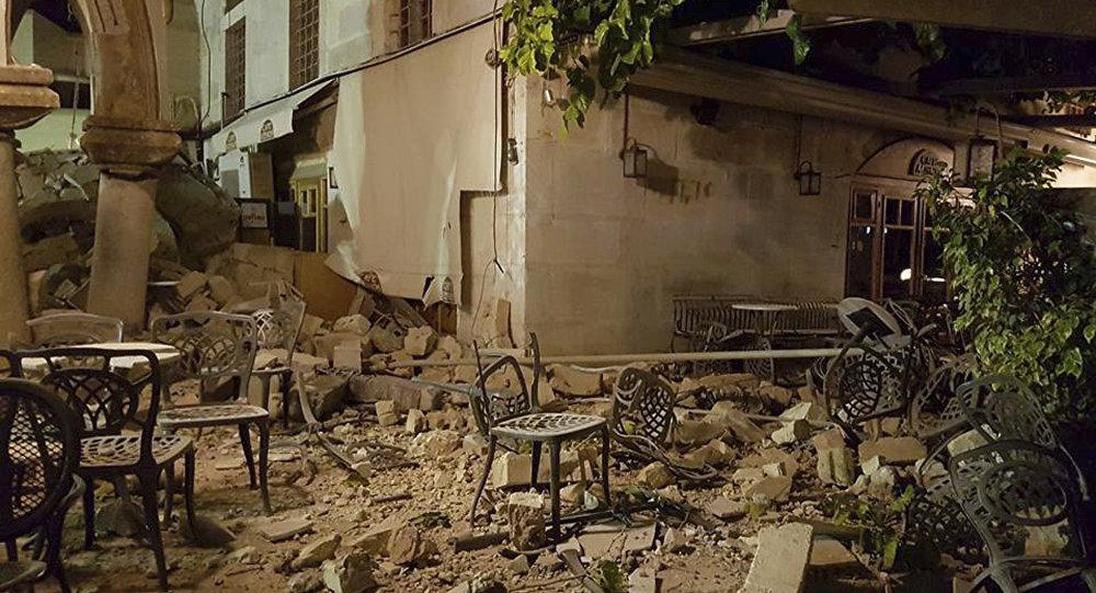 Photo of زلزال بقوة 4.6 درجة يضرب غربي تركيا