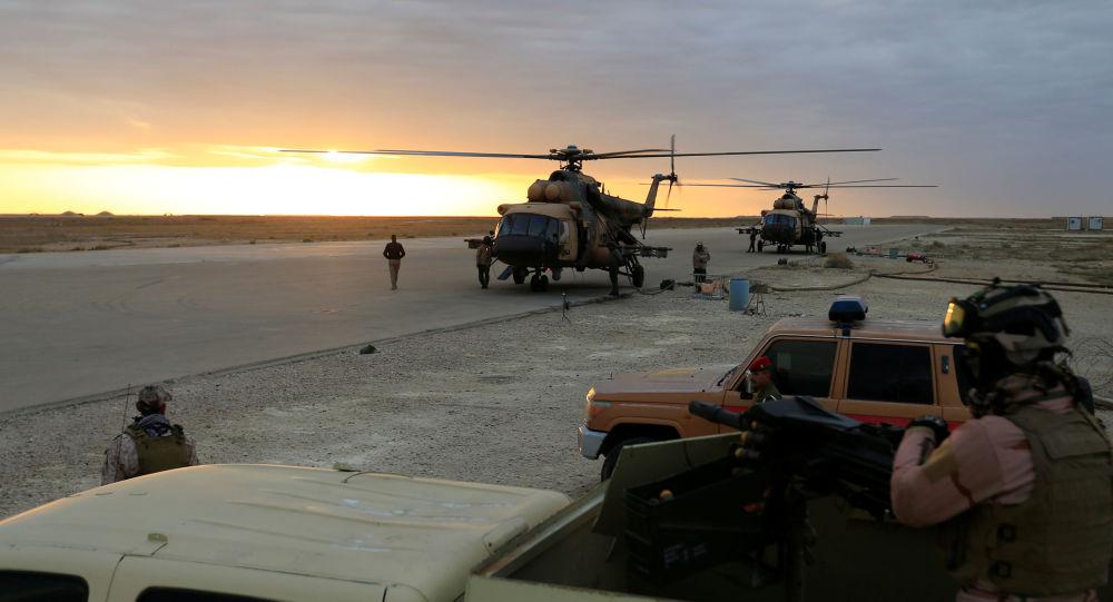 Photo of قصف يستهدف قاعدة جوية عسكرية أمريكية شمال العراق