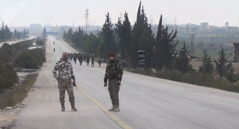 """Photo of الجيش يتقدم بمحاذاة أوتستراد """"حلب – دمشق"""" ويقترب حتى 7 كم من مدينة سراقب"""