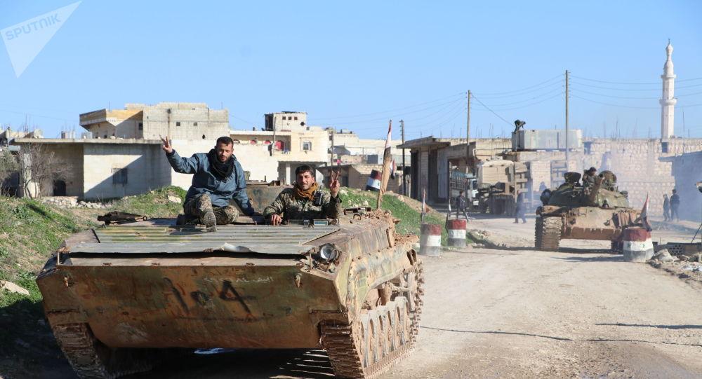 Photo of الكرملين: روسيا مستمرة بدعم الجيش السوري بمعاركه ضد الإرهابيين في إدلب