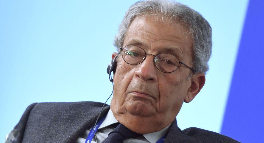 Photo of عمرو موسى: عودة سوريا إلى الجامعة العربية باتت قاب قوسين أو أدنى