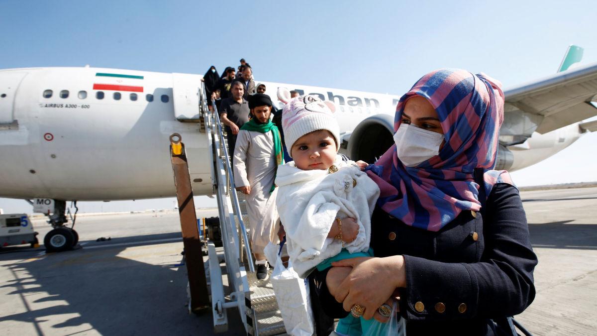 "Photo of وزارة الصحة العراقية تعلن إصابة 4 أشخاص بفيروس ""كورونا"""