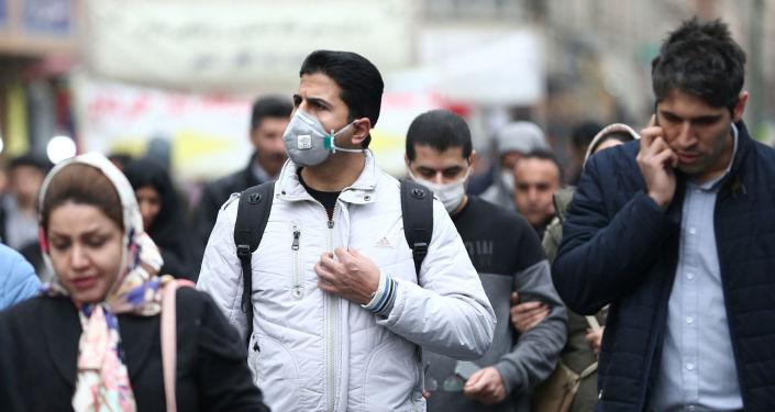 Photo of طهران.. شفاء أول حالة لمريض مصاب بفيروس كورونا