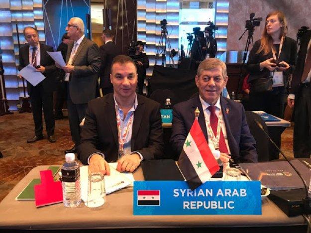 Photo of معلا: سأعمل لتكَون الرياضة السورية أفضل