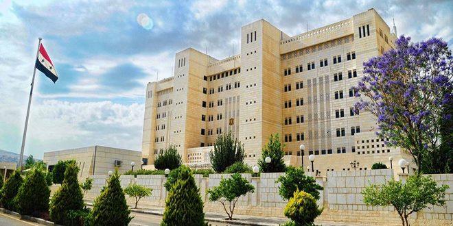 Photo of دمشق: تهديدات رأس النظام التركي جوفاء فارغة لا تصدر إلا عن شخص منفصل عن الواقع