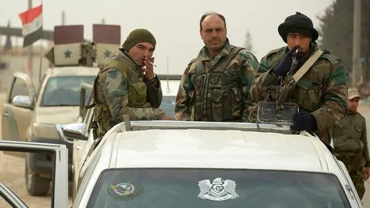 Photo of مصدر عسكري روسي ينفي دخول إرهابيي اردوغان لمدينة سراقب