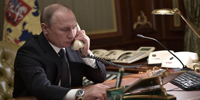 Photo of بوتين لـ اردوغان: عليك أن تحترم سيادة سوريا
