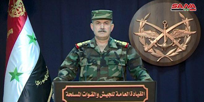 Photo of قيادةالجيش تُعلن استعادة السيطرة على العديد من البلدات والقرى والتلال الحاكمة بريف إدلب الجنوبي