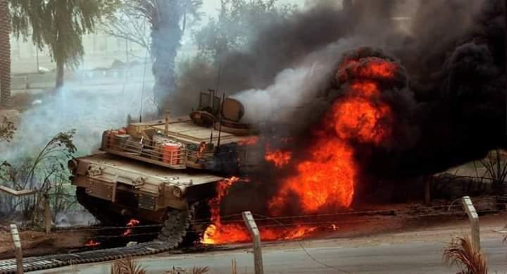 Photo of الجيش يدمر أكثر من عشرة دبابات تابعة للنظام التركي على محور النيرب