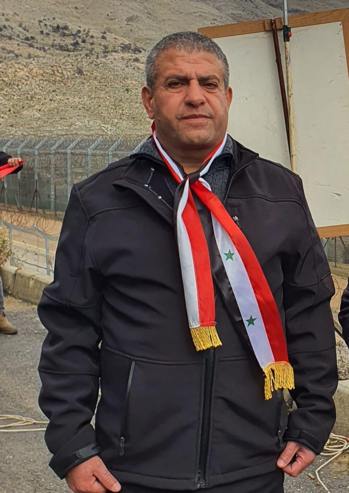 Photo of في حضرة عميد الأسرى السوريين صدقي المقت