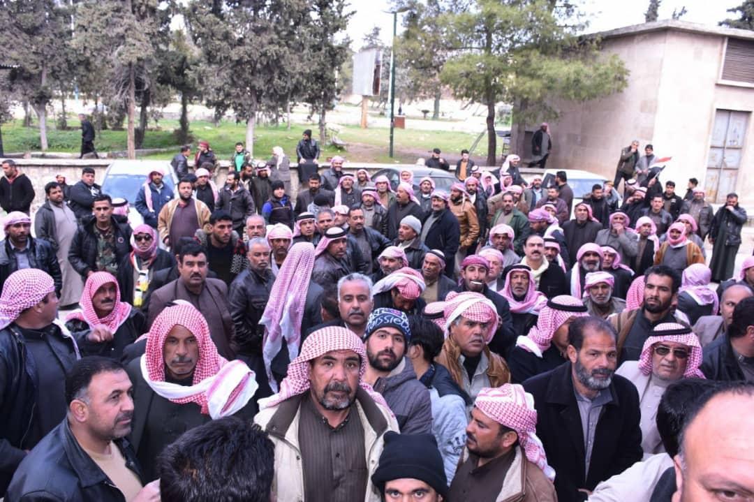 """Photo of بمناسبة الانتصار.. """"فلاحو حلب"""" ينفذون حملة تبرع بالدم لجرحى الجيش"""