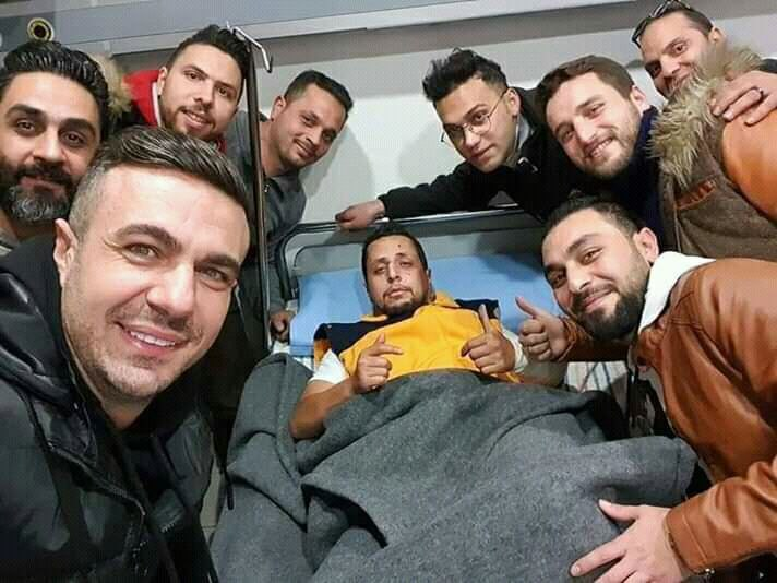 Photo of Four journalists injured while covering the Syrian Arab Army operations southwest of Aleppo