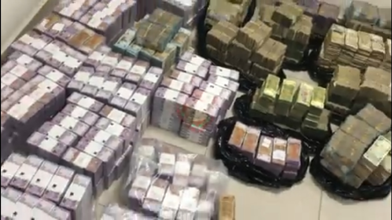 Photo of The Criminal Security Department seizes a company in Damascus deals in a currency other than the Syrian pound