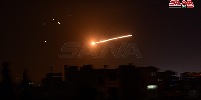Photo of تفصيل العدوان الاسرائيلي على دمشق مساء أمس