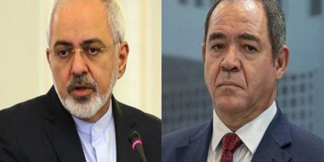 """Photo of إيران والجزائر تجددان موقفهما الرافض لـ """"صفقة القرن"""""""