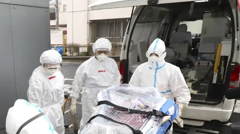 Photo of Coronavirus infection cases exceed two million worldwide