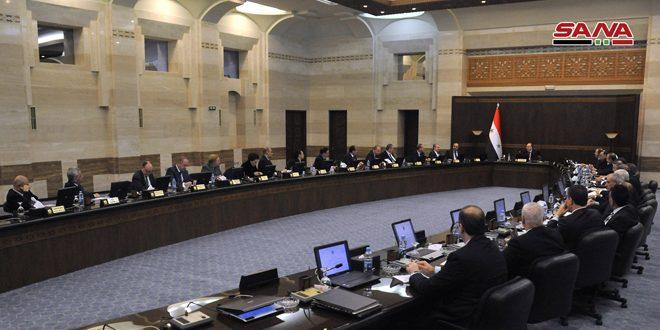 "Photo of بمسؤولية عالية.. الحكومة السورية تعتمد ""خطة تنفيذية"" لكل وزارة بالتصدي لفيروس كورونا"