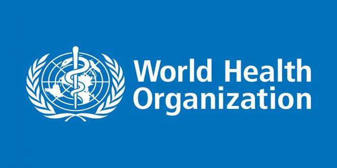 Photo of الصحة العالمية تعلن عدم تسجيل أي إصابة بفيروس كورونا في سوريا