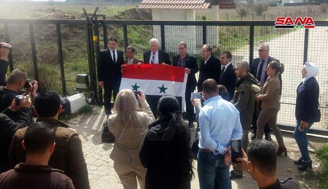 Photo of سفير كوبا بدمشق: الجولان المحتل أرض سورية وإجراءات الاحتلال الإسرائيلي وإعلان ترامب غير شرعيين