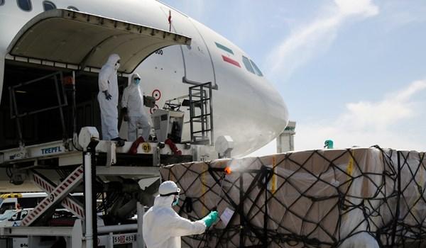 Photo of الصين ترسل 4 شحنات جديدة من المساعدات الطبية الى ايران