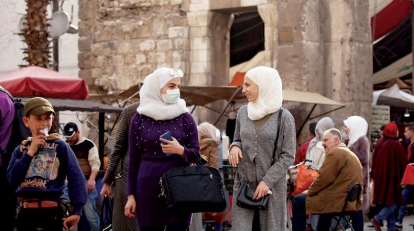 "Photo of ""دمشق"" .. حجر صحي على عائلة كاملة نتيجة دخول أفراد من لبنان بطريقة غير شرعية"