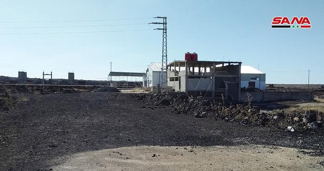 Photo of ٢.٣ مليار ليرة لدعم البنى التحتية في مدينة أم الزيتون الصناعية بالسويداء
