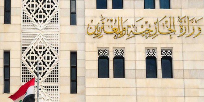 Photo of دمشق: أكثر ما يدعو للاشمئزاز هو ذاك التباكي الكاذب بخطاب الغرب عن حقوق الانسان!