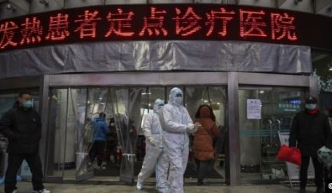 "Photo of الصين تطلق أخطر تصريحاتها وتتهم الجيش الأميركي بنشر "" كورونا"""