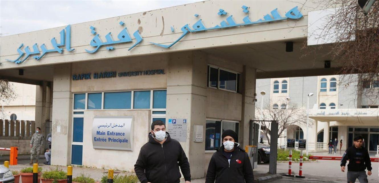 Photo of وزارة الصحة اللبنانية: 412 حالة مثبتة بفيروس كورونا بزيادة 21 عن يوم أمس