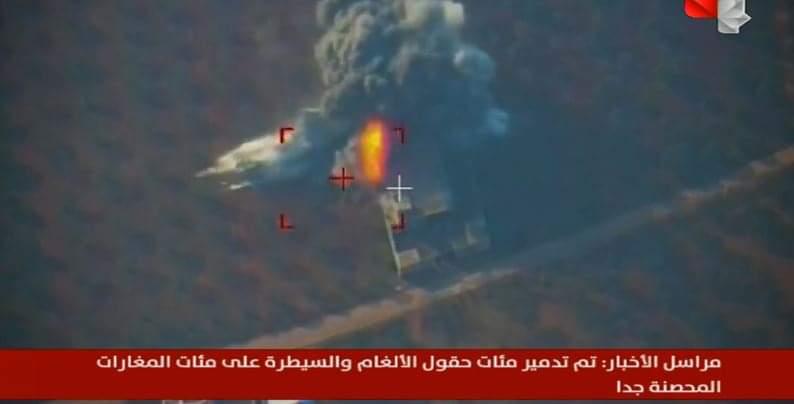 Photo of دمشق تنشر مشاهد لتدمير 100 آلية وعربة تركية