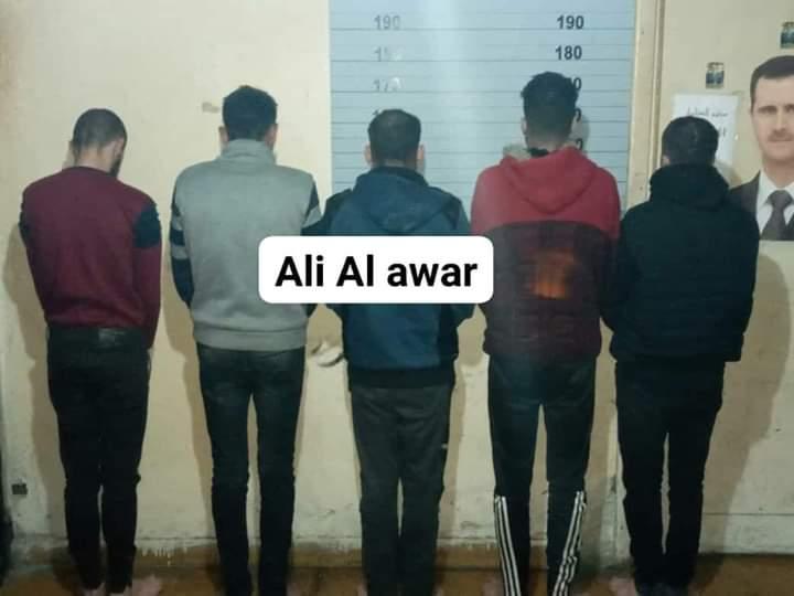 Photo of القبض على خمسة عشر مطلوباً بيد الجهات الأمنية المختصة في السويداء خلال اليومين الماضيين