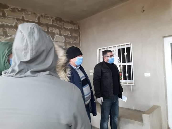 Photo of مديرية صحة السويداء تقوم بحملة تقصي وبائي في الشعاب بمحافظة السويداء