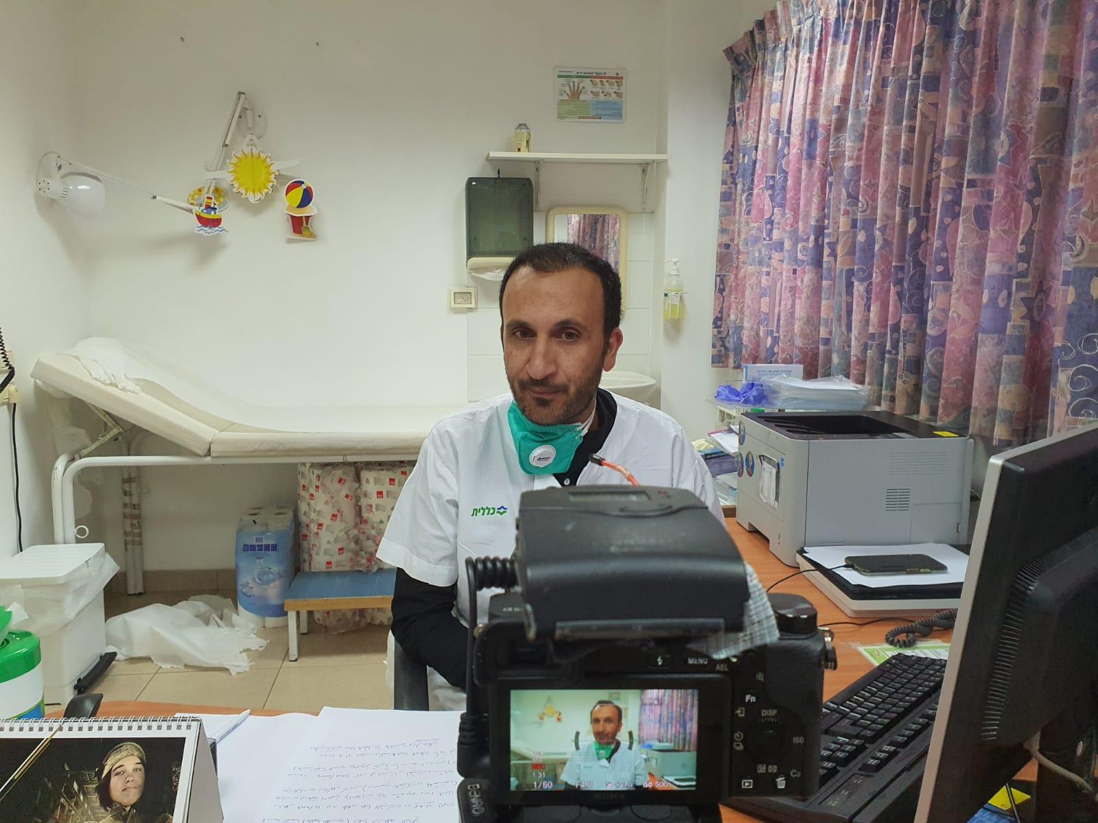 Photo of لقاء مع الدكتور فادي شمس و أخر مستجدات الكورونا في بقعاثا و الجولان عامة