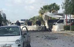 Photo of تفجير انتحاري قرب السفارة الامريكية بتونس